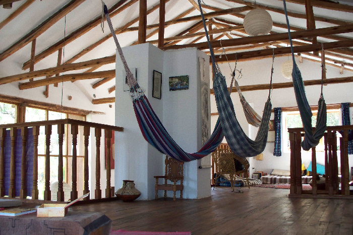 Sala de Recreacion - Andean Spirit Lodge