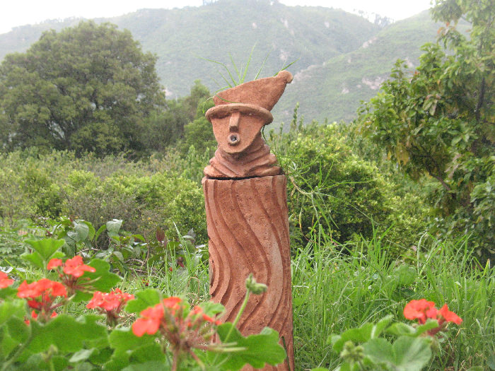 Art in the Garden - Andean Spirit Lodge