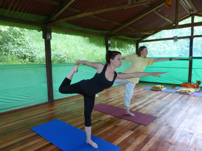 Yoga - Andean Spirit Lodge