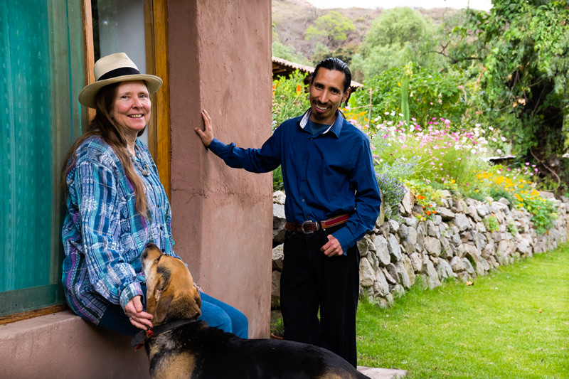 About Us Andean Spirit Lodge