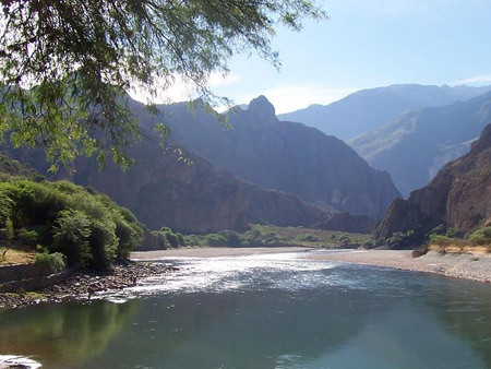 Apuirmac River - Andean Spirit Lodge