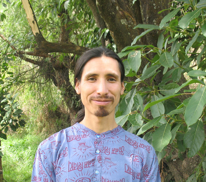 Ganesha -  Andean Spirit Lodge