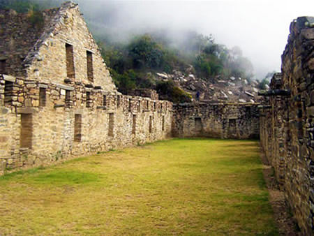 Inca Ruins of Choquequirao - Andean Spirit Lodge