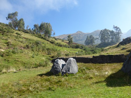 The ceremonial Inca Site of Killarumiyoq - Andean Spirit Lodge
