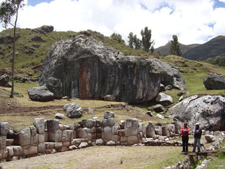 The ceremonial Inca site of Killarumiyoq