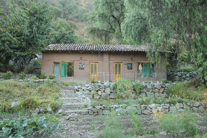 Cabañas - Andean Spirit Lodge